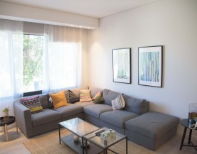 Eden Residence 2 BHK Dining Room|Drawing Room