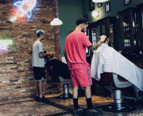 <p>Look sharp with a trip to this traditional barbershop, which provides a full range of male grooming services and is home to talented Brazilian stylist Paulo Lucas.</p>