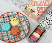 <p>Indulge in macarons, cakes and other sweet treats at this charming French pastry boutique, which was established in 2012 by talented Pastry Chef Mayada Badr.</p>  <p></p>