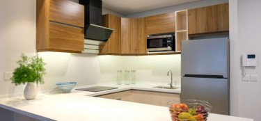 Eden Residence 1 BHK Kitchen