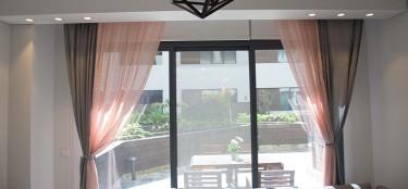 Eden Residence 1-Bedroom Apartment with Terrace Indoor View